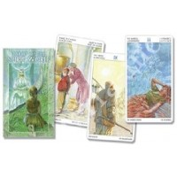 Карты Таро Мир Духов Tarot of the Spirit World EX120 Scarabeo