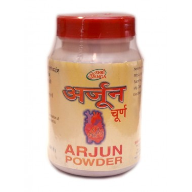 Arjun Powder Shri Ganga 100gm. Арджун