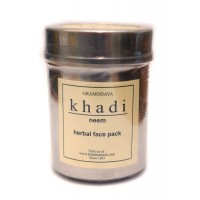 Khadi Neem herbal face pack 50gm.
