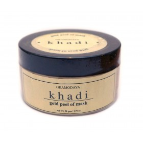 Khadi Gold peel of mask 50gm.