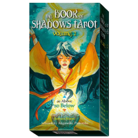 "Таро Книга Теней Том II ""Так и Внизу"" / Book of Shadows Tarot Volume 2 So Below"