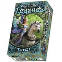 Таро Легенд / Fournier Anne Stokes Legends Tarot