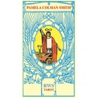 Карты Таро  Rider Waite Tarot Centenary Edition (Pamela Colman Smith)