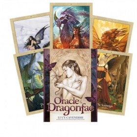 Cards Oracle of the Dragonfae
