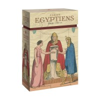 Egyptiens Tarot. Египетское Таро