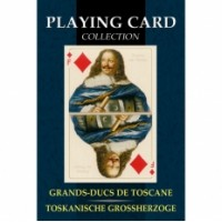 Игральные карты: Великие Герцоги Тосканы. Playing Card Grand Dukes of Tuscany. Lo Scarabeo.