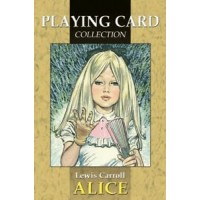 Playing Cards Alice. Карты Алиса