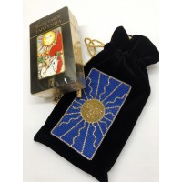 White Tarot Special Edition black Deluxe