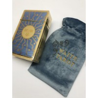 White Tarot Special Edition blue Deluxe